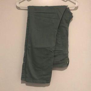 NYDJ Green jeans